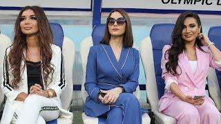 Futbol-shouga Rayhon bolalari, Munisa qo'riqchilari bilan keldi. Ilk golni Dizaynchi Abdurahmon urdi