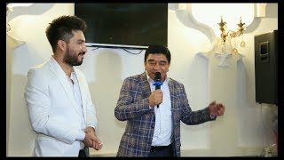 Ahad Qayumning konsertga aylangan tug'ilgan kunida Xurshid Rasulov jonli ijroni sindirdi