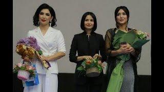 Rejissorsiz o'tgan Yolg'on girdobi filmining premyerasidan reportaj