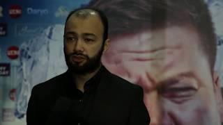 Alisher Uzoqov Zo'rTVga soqol o'stirib chiqqani uchun portalga yozishdi