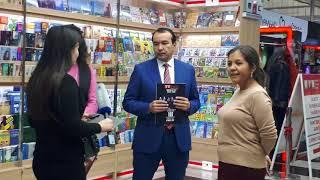 Ozodbek Nazarbekov TV Park Uzning taqdimotida muxlislar qurshovida qoldi