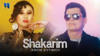 Ikrom Siytimov - Shakarim (Official Music Video)