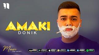 Donik - Amaki (audio 2021)