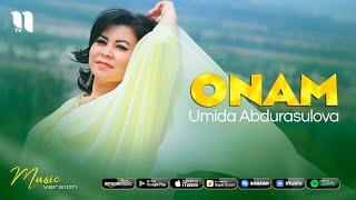 Umida Abdurasulova - Onam (audio 2021)