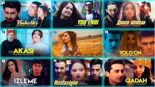 Top Uzbek clips april 2021 | NevoMusic