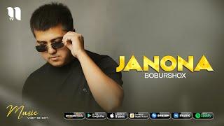 Boburshox - Janona (audio 2021)