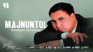 Baxtiyor G'oziyev - Majnuntol (audio 2021)