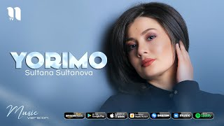 Sultana Sultanova - Yorimo (audio 2021)