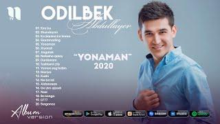 Odilbek Abdullayev - Yonaman nomli albom dasturi 2020