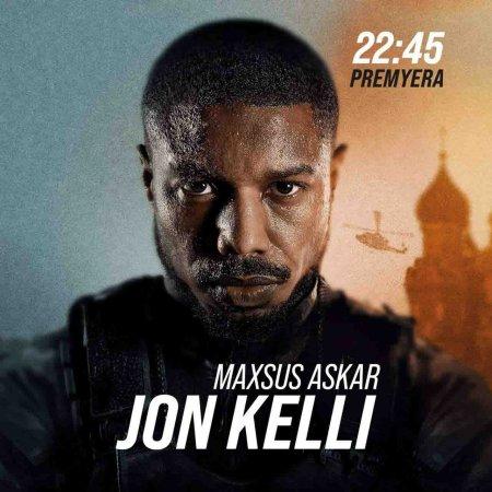 Maxsus Askar: Jon Kelli Premyera 2021 O'zbek tilida tarjima kino Full HD