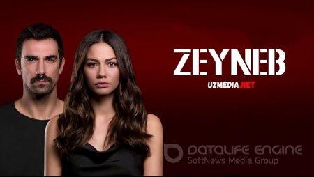 Zeyneb Turk seriali 12-qism O'zbek tilida tarjima kino 2021
