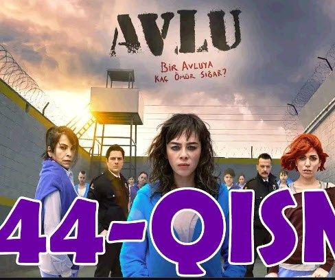 Hovli Turk seriali 44-qism O'zbek tilida tarjima kino HD