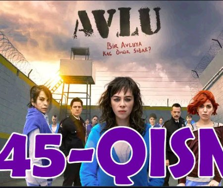Hovli Turk seriali 45-qism O'zbek tilida tarjima kino HD